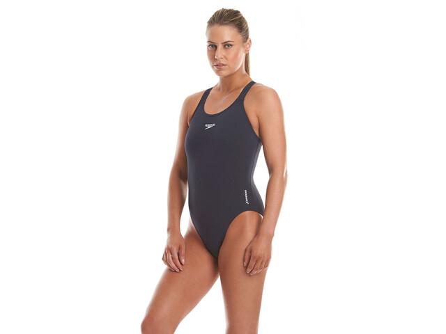 speedo Essential Endurance+ Medalist Bañador Mujer, navy